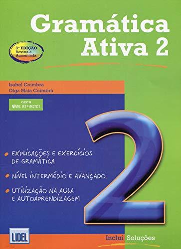 9789727576395: Gramatica Ativa 2: Book 2 (levels B1+, B2 an