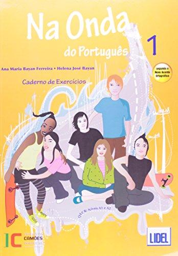 9789727578108: Na Onda Do Portugues (Segundo O Novo Acordo Ortografico): Caderno De Exercicios (Portuguese Edition)