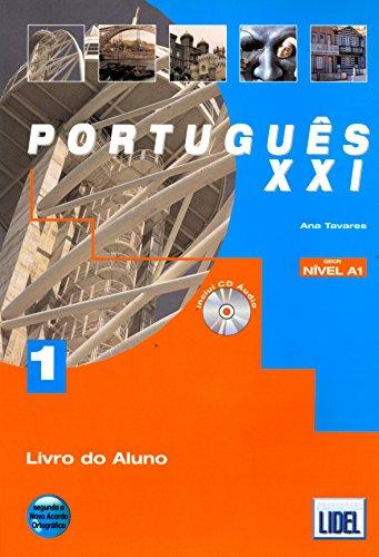 9789727578191: Portugues XXI: Pack Livro Do Aluno + CD + Caderno De Exercicios 1 (Nao) (Portuguese Edition)