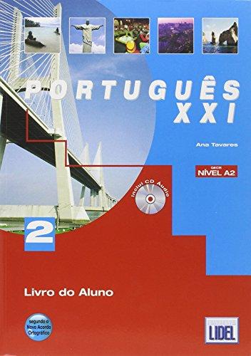9789727578269: Portugues XXI: Pack livro do aluno + CD + caderno de exercicios 2