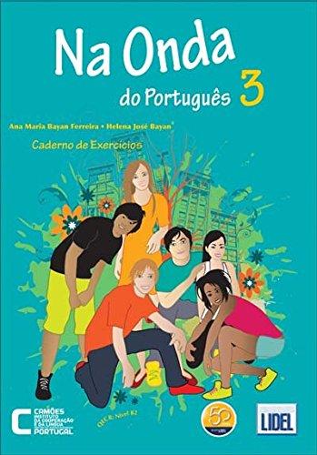 9789727578467: Na Onda Portugués 3. Ejercicios