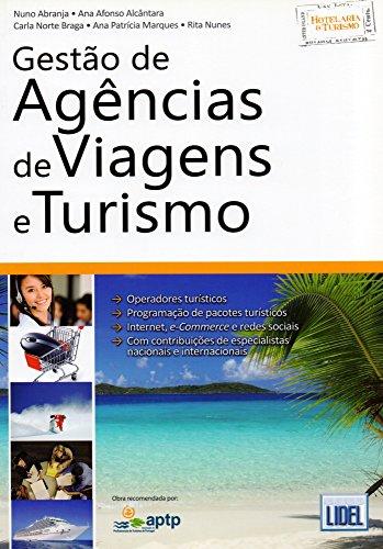 9789727578559: Gestão de Agências de Viagens e Turismo (Portuguese Edition)