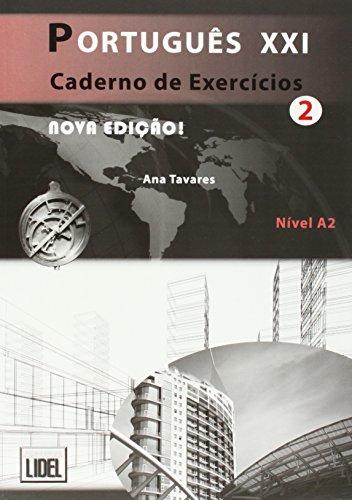 9789727579914: Portugu�s XXI 2 : caderno de Exerc�cios