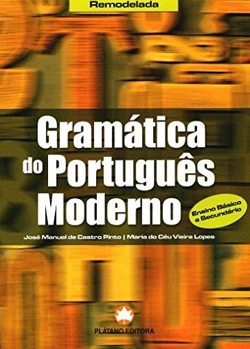9789727701377: Gramática Português Moderno