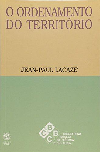 ORDENAMENTO DO TERRITORIO: PAUL LACAZE, JEAN