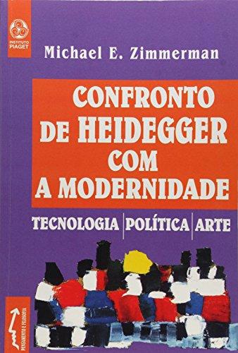 9789727713929: Confronto de Heidegger com a Modernidade