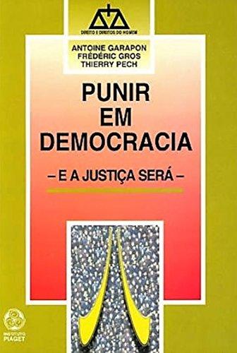 9789727715886: Punir em Democracia