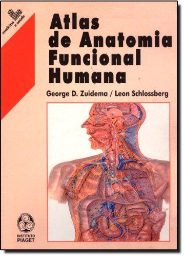 9789727716098: Atlas de Anatomia Funcional Humana