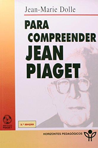 9789727717675: Para Compreender Jean Piaget