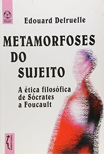 METAMORFOSES DO SUJEITO: DELRUELLE, EDOUARD