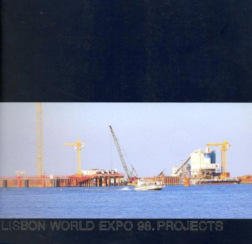 Lisbon World Expo 98 Projects (Blau monographs) (English and Portuguese Edition): Trigueiros, Luiz