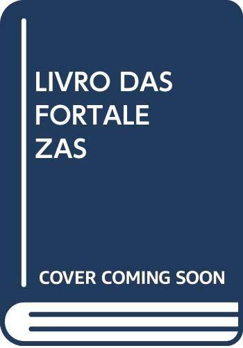 """9789728387075: Livro das fortalezas: Fac-simile do ms. 159 da Casa Forte do Arquivo Nacional da Torre do Tombo (Colecção """"Historia da cultura portuguesa"""") (Portuguese Edition)"""