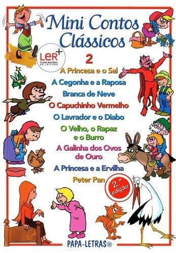 9789728516727: Mini Contos Clássicos 2 (Colectânea)