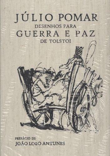 9789728772024: Desenhos para «Guerra e Paz» de Tolstoi