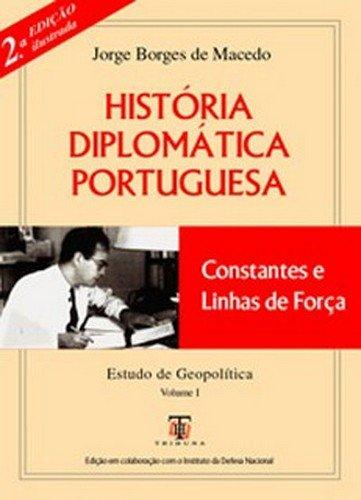 9789728799489: História Diplomática Portuguesa (Portuguese Edition)