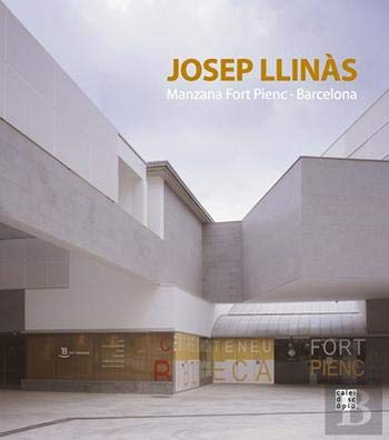9789728801441: JOSEP LLINAS: MANZANA FORT PIENC