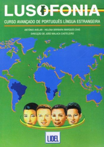 9789729018534: Lusofonia. Curso avançado de Português lingua estrangeira: Livro Do Aluno 2