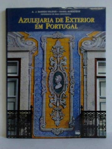 Azulejaria de exterior em Portugal.