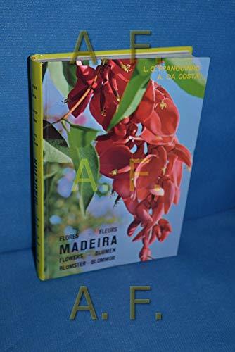 MADEIRA - FLOWERS