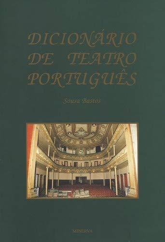 9789729316661: Dicionario de teatro português (Spanish Edition)