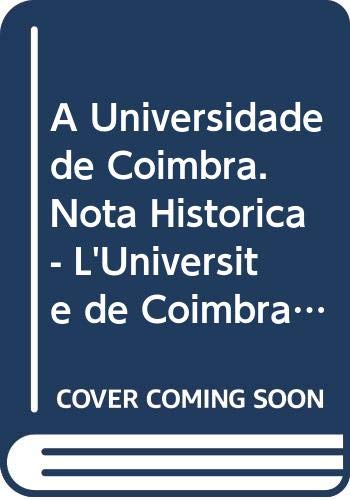 The University of Coimbra / Universitade de: PEDRO DIAS|TORGAL, LUIS