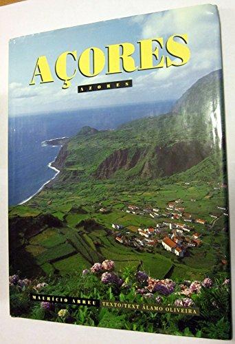 Azores (Dual Language - Portuguese & English): Alamo Oliveira