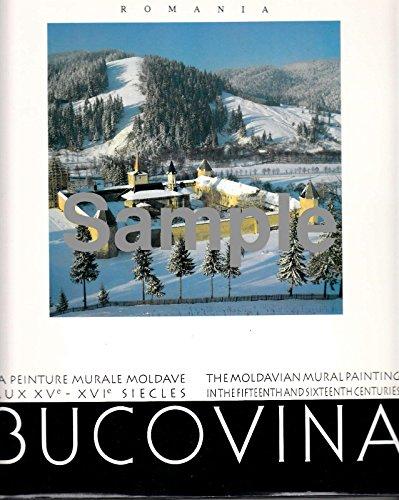 BUCOVINA : La peinture murale moldave aux: Collectif , Razvan