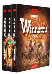 9789731973630: Winnetou (3 volume)