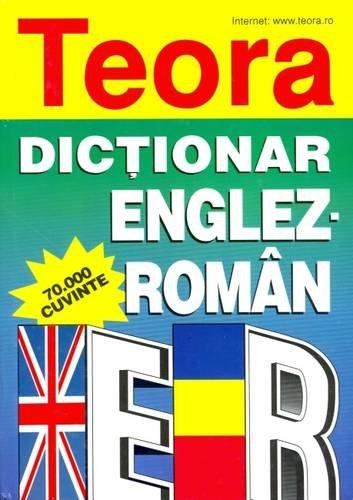 9789732000588: Teora English-Romanian Dictionary