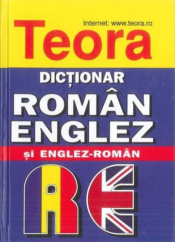 9789732001950: Teora English-Romanian and Romanian-English Dictionary