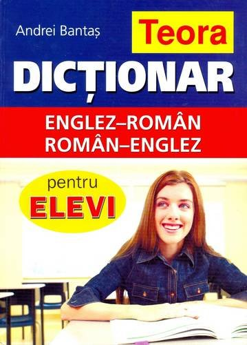 9789732008423: Teora English-Romanian and Romanian-English Dictionary for Students