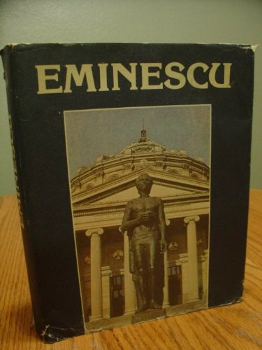 9789732100714: Eminescu: Un veac de nemurire (Romanian Edition)