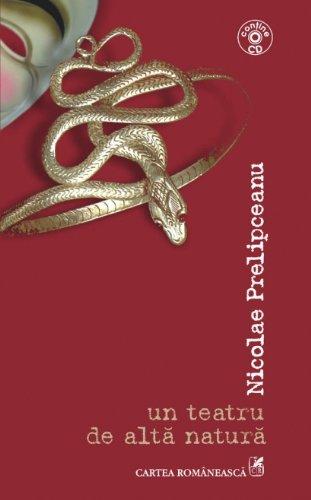 9789732318775: Un teatru de alta natura (contine CD) (Romanian Edition)