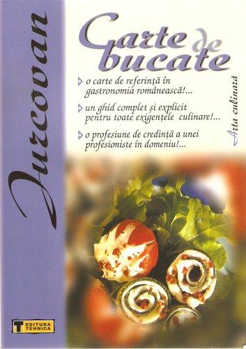 9789733122227: Carte de Bucate: Arta Culinara