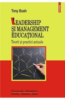 9789734642908: Leadership Si Management Educational (Romanian Edition)