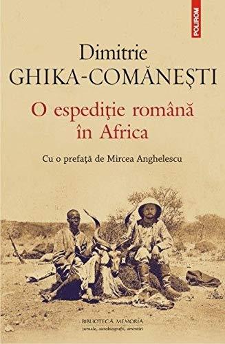 9789734642915: O espeditie romana in Africa (Romanian Edition)