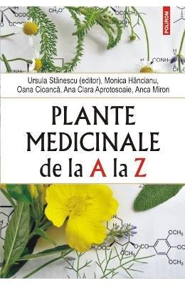 9789734646944: PLANTE MEDICINALE DE LA A LA Z