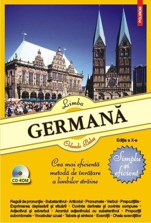 9789734651207: LIMBA GERMANA SIMPLU SI EFICIENT ED 10