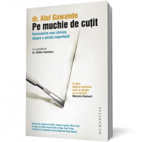 9789735024383: PE MUCHIE DE CUTIT