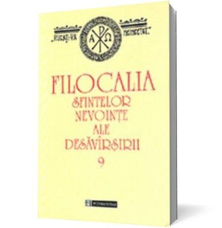 9789735029395: Filocalia sfintelor nevointe ale desavirsirii (9) (Romanian Edition)
