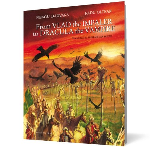 9789735029685: From Vlad the Impaler to Dracula the Vampire (English Edition)