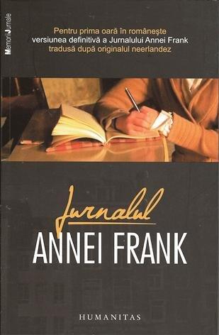 9789735032838: Jurnalul Annei Frank (Romanian Edition)
