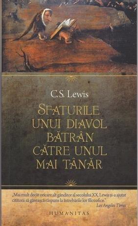 9789735036072: Sfaturile unui diavol batran catre unul mai tanar (Romanian Edition)