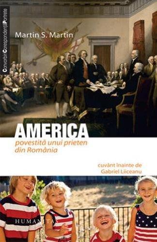 9789735037918: America povestită unui prieten din România