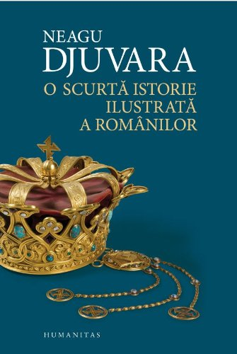 9789735039929: O scurtă istorie ilustrată a românilor
