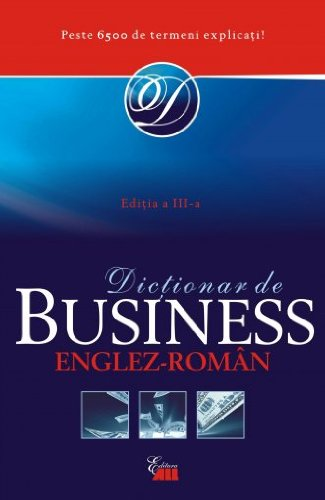9789735718718: DICTIONAR DE BUSINESS ENGLEZ-ROMAN OXFORD