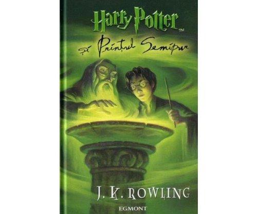 9789735836016: Harry Potter şi Prinţul Semipur (Harry Potter, #6)