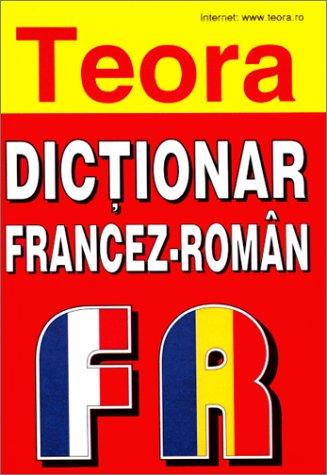 9789736013881: DICTIONAR FRANCEZ-ROMAN DE BUZUNAR