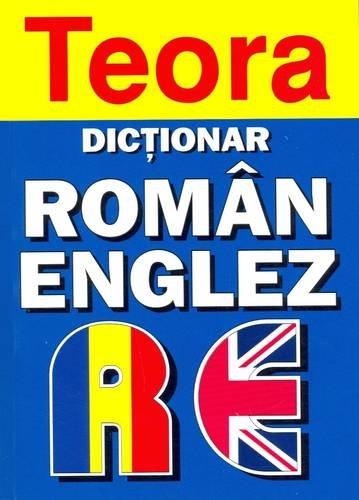 9789736013980: Teora Romanian-English Dictionary