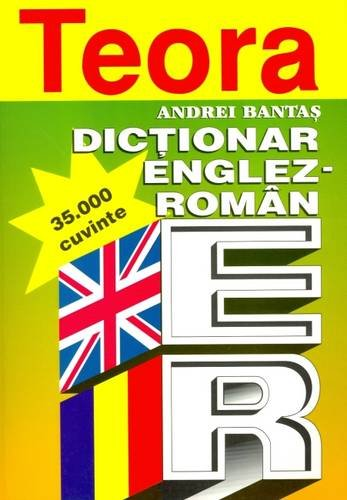9789736016301: Teora English-Romanian Dictionary